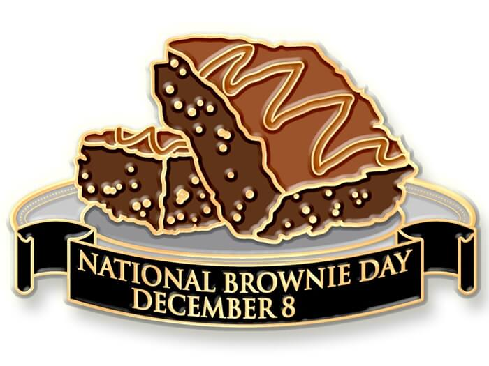National Brownie Day – December 8, 2020