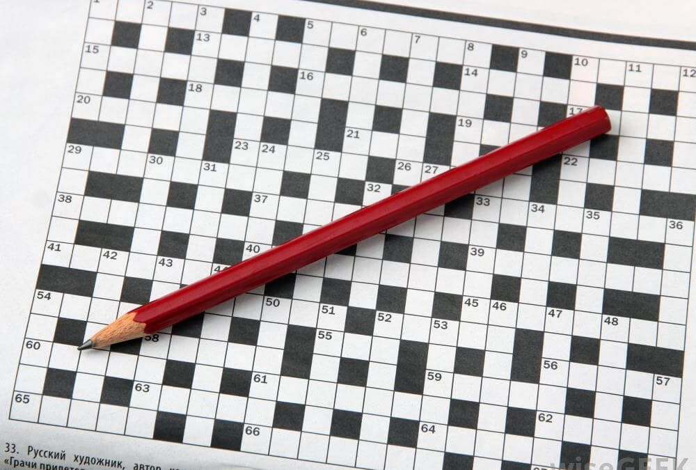Crossword Puzzle Day – December 21, 2019