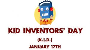 Kid Inventor's Day