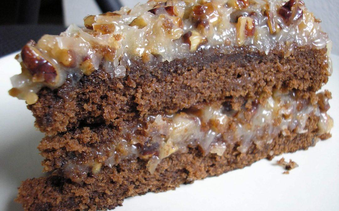 National Chocolate Cake Day – January 27, 2019