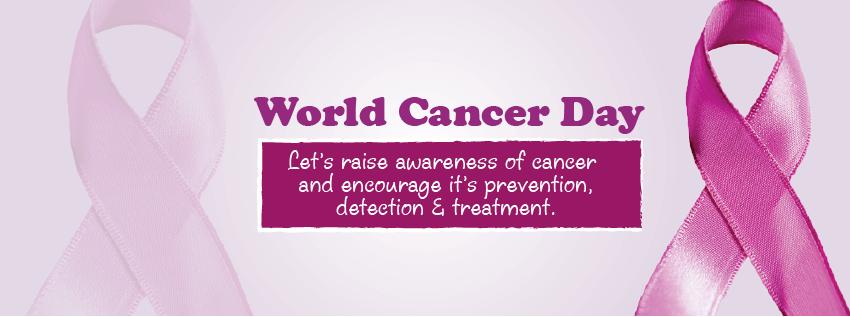 World Cancer Day 2018 - February 4