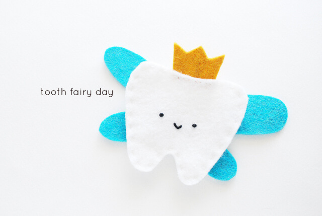 National Tooth Fairy Day 2018 - February 28