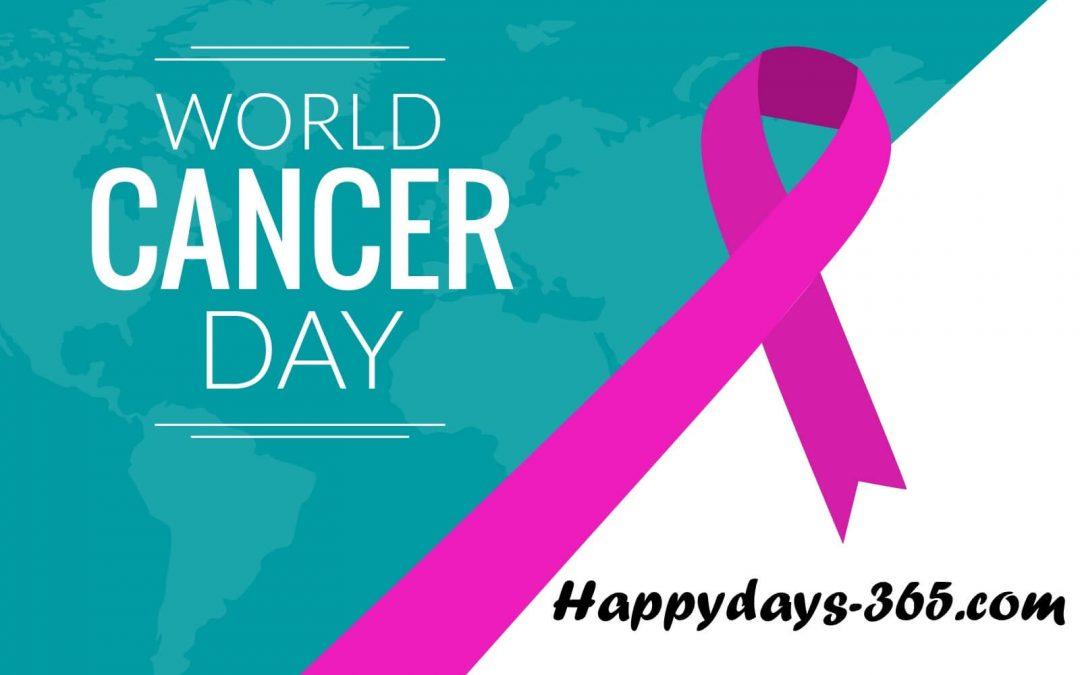 World Cancer Day – February 4, 2019