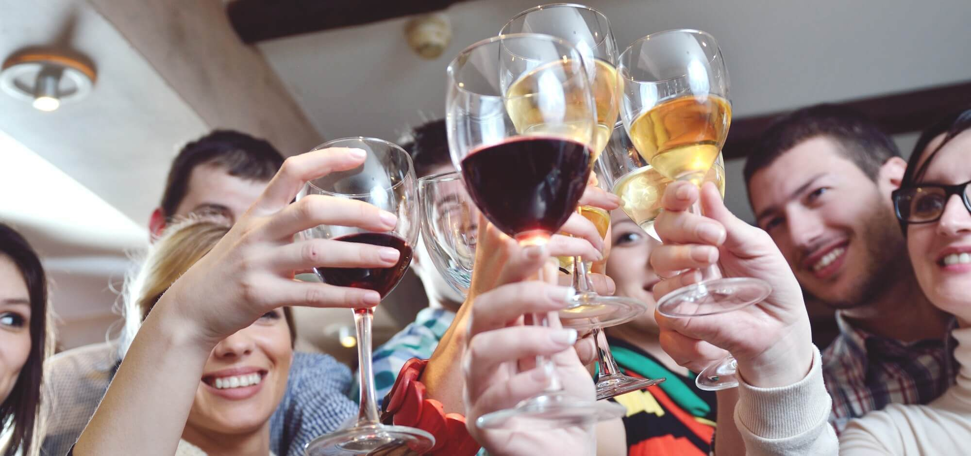 National Drink Wine Day 2018 - February 18