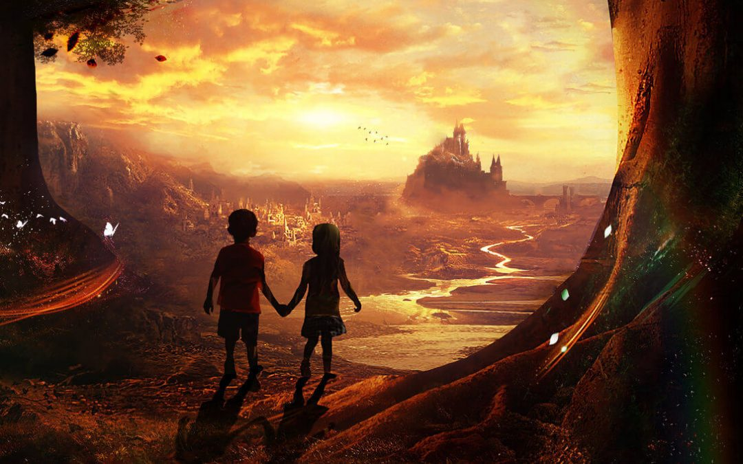 National Tell a Fairy Tale Day – February 26, 2021
