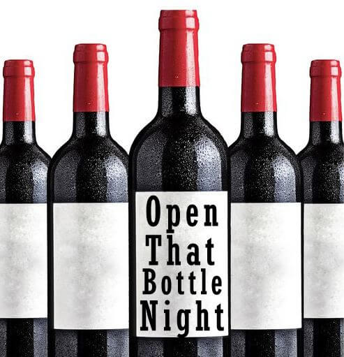 Open That Bottle Night Day