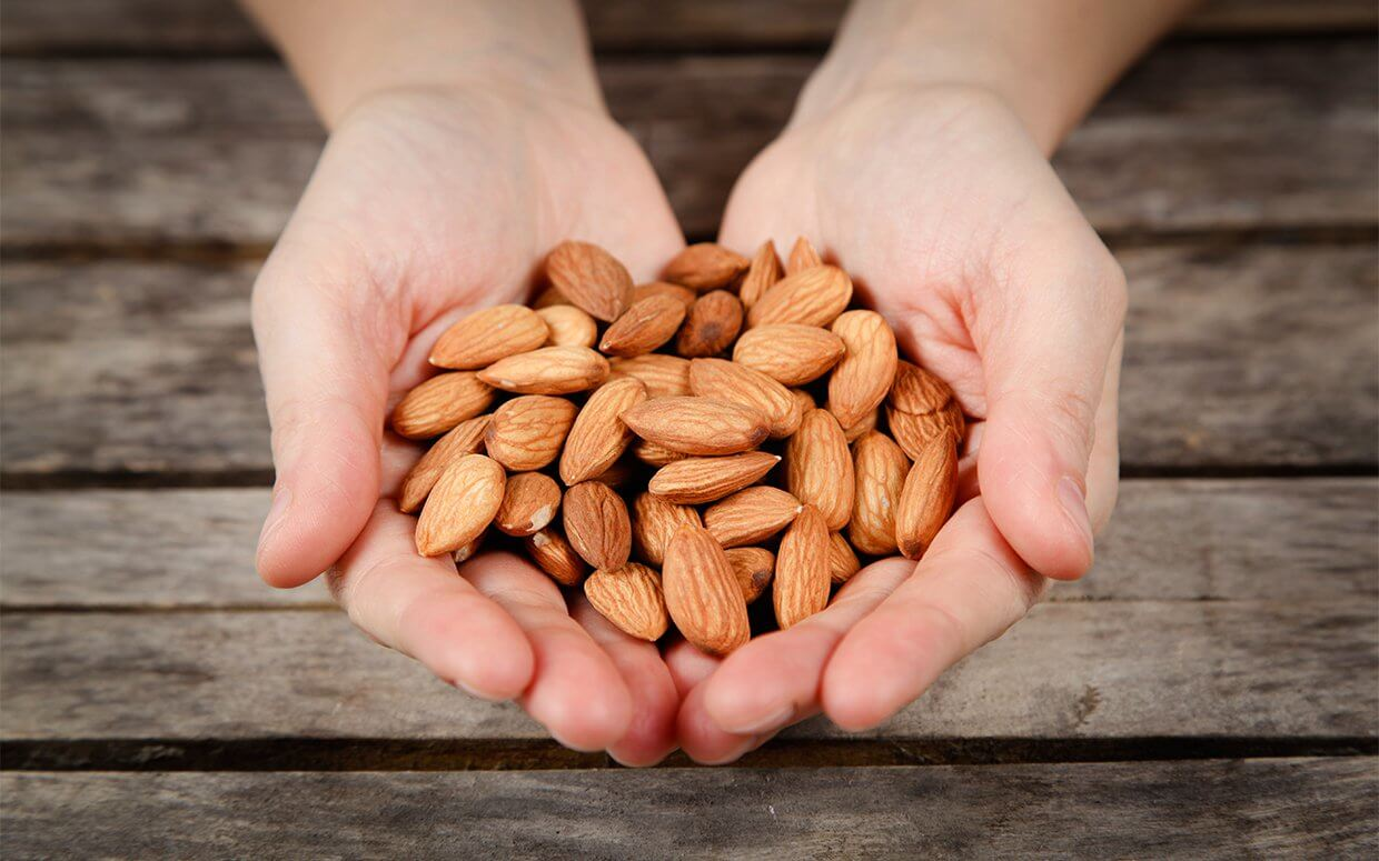 National Almond Day 2018 - February 16