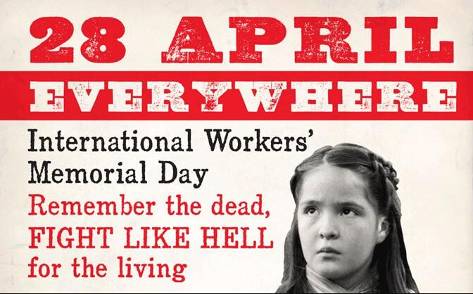 International Workers Memorial Day