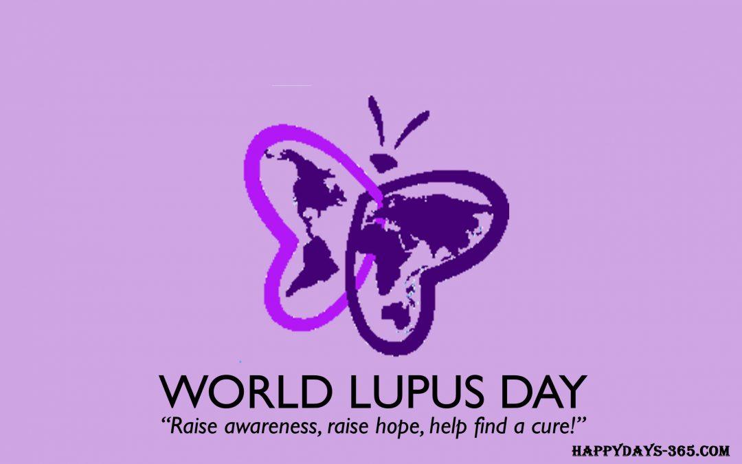 World Lupus Day – May 10, 2019