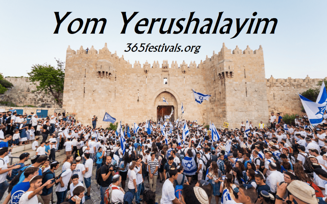 Yom Yerushalayim – May 24