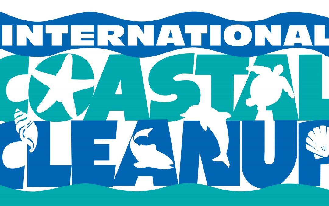 International Coastal Cleanup Day – September 18, 2021