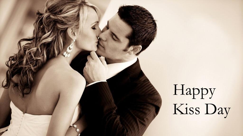 International Kissing Day – July 6, 2020