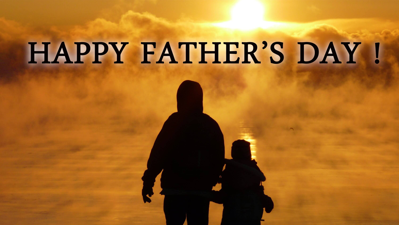 Happy International Father's Day