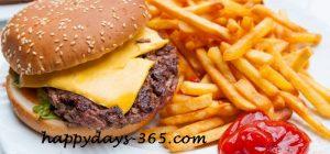 Cheeseburger Day