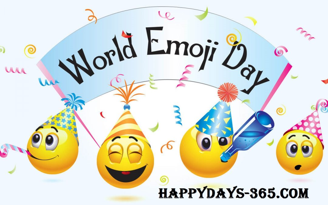 World Emoji Day – July 17, 2019