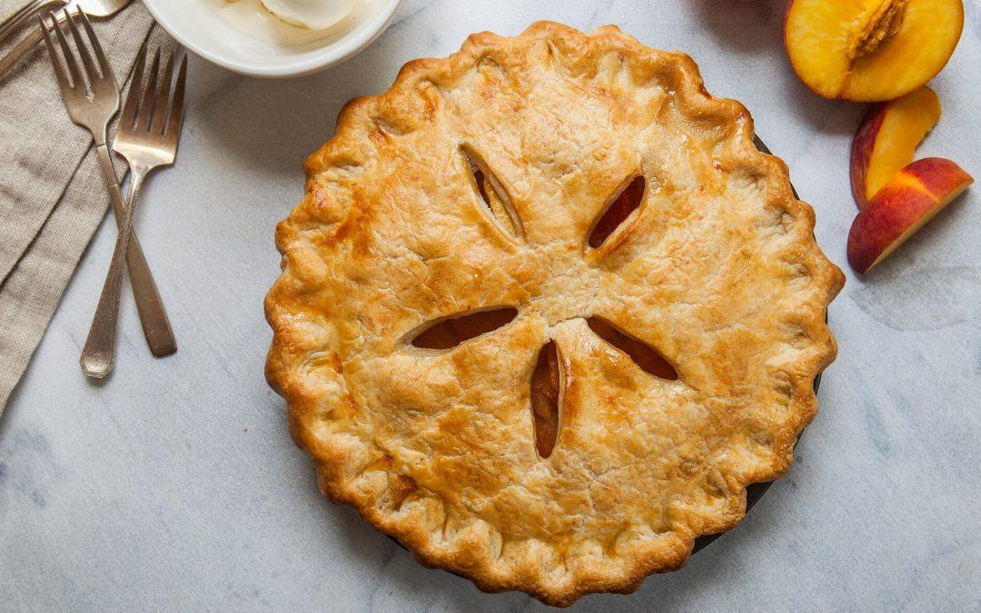 National Peach Pie Day – August 24, 2021