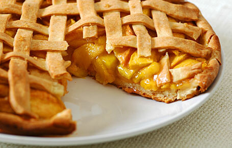 National Peach Pie Day