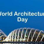 World Architecture Day