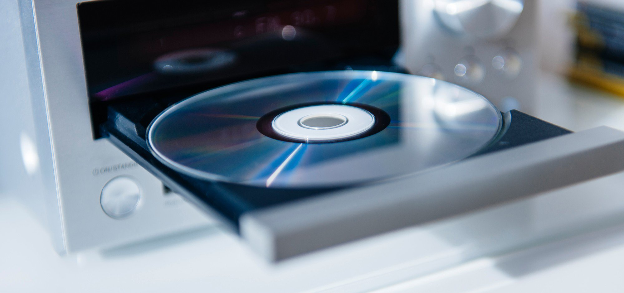 National CD Player Day - October 1