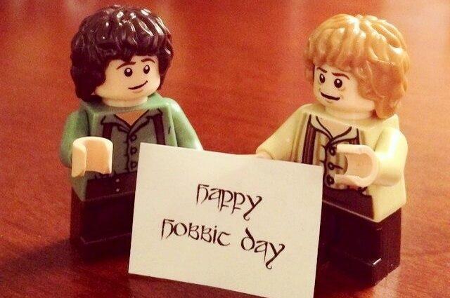 Happy Hobbit Day – September 22, 2021