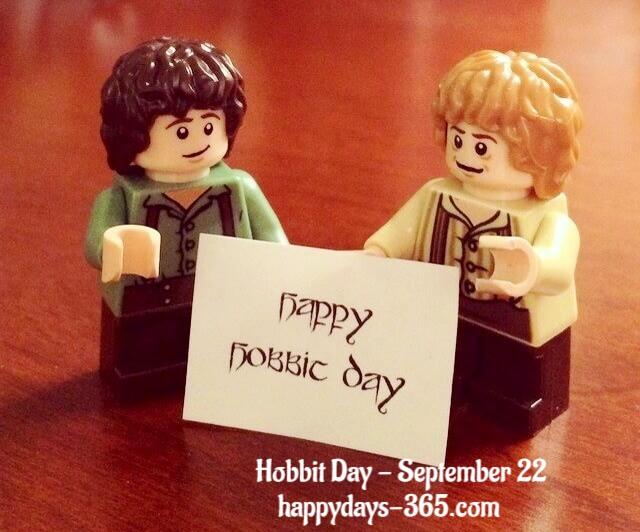 Happy Hobbit Day – September 22, 2018