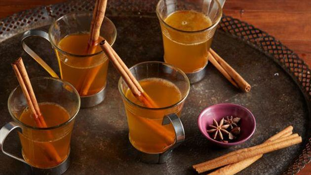National Hot Mulled Cider Day