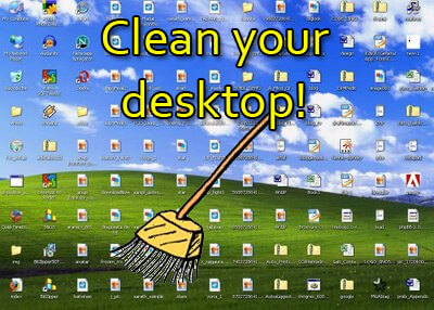 National Clean Your Virtual Desktop Day