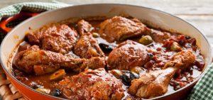 National Chicken Cacciatore Day