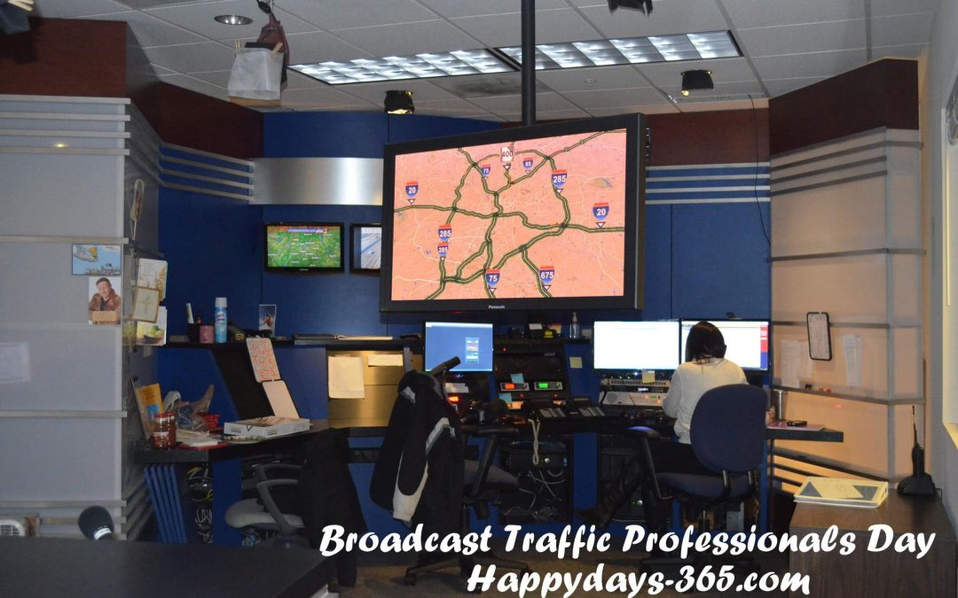 National Broadcast Traffic Professionals Day – November 2, 2019