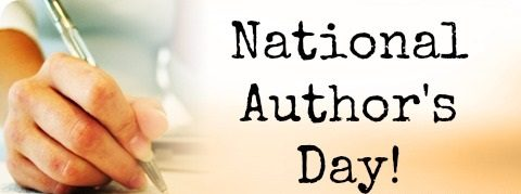National Author's Day – November 1, 2020