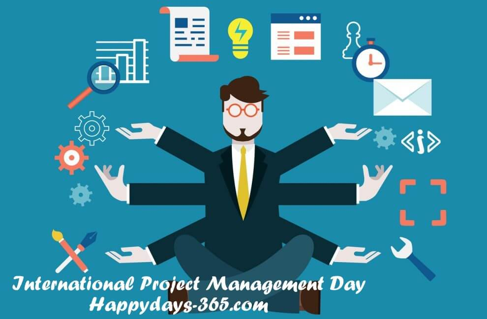 International Project Management Day – November 7, 2019