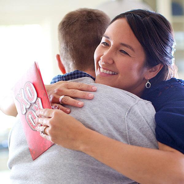 Hug A Greeting Card Writer Day