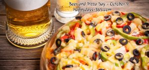 Beer and Pizza Day