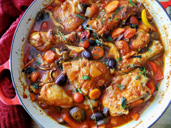National Chicken Cacciatore Day