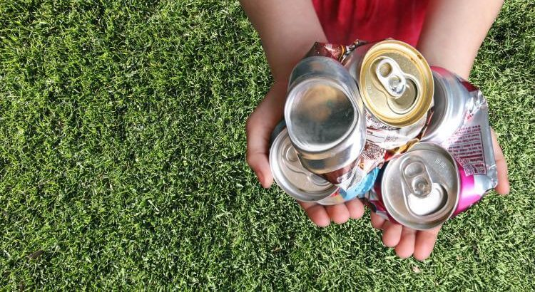 National Crush a Can Day – September 27, 2021