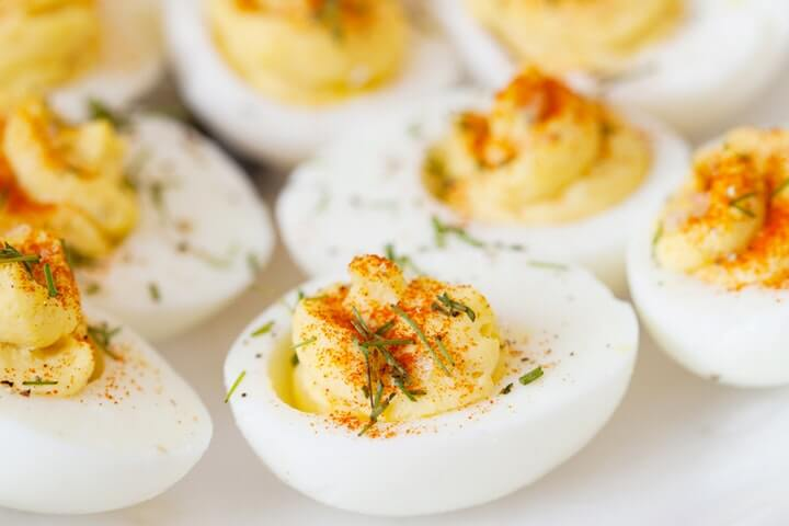 National Deviled Egg Day