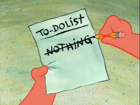 Zero Tasking Day