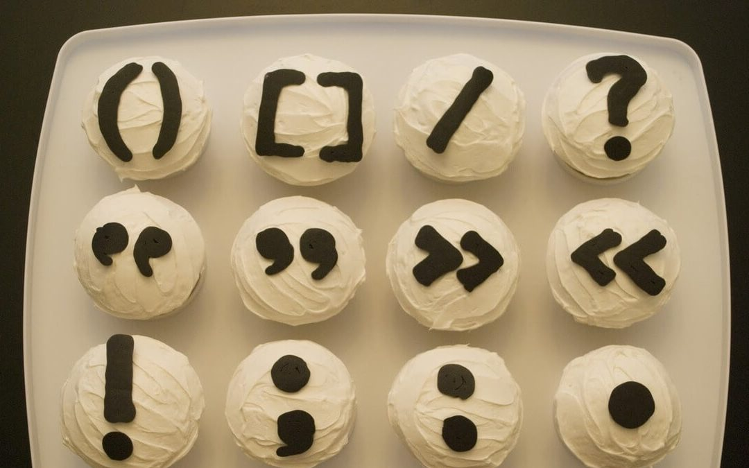 National Punctuation Day – September 24, 2021