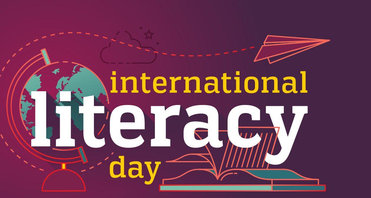 International Literacy Day – September 8, 2021