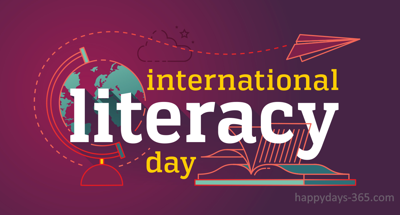 International Literacy Day – September 8, 2019