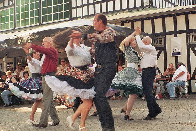 National Square Dance Day