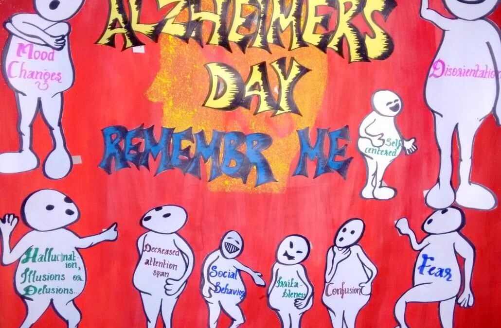 World Alzheimer's Day – September 21, 2018