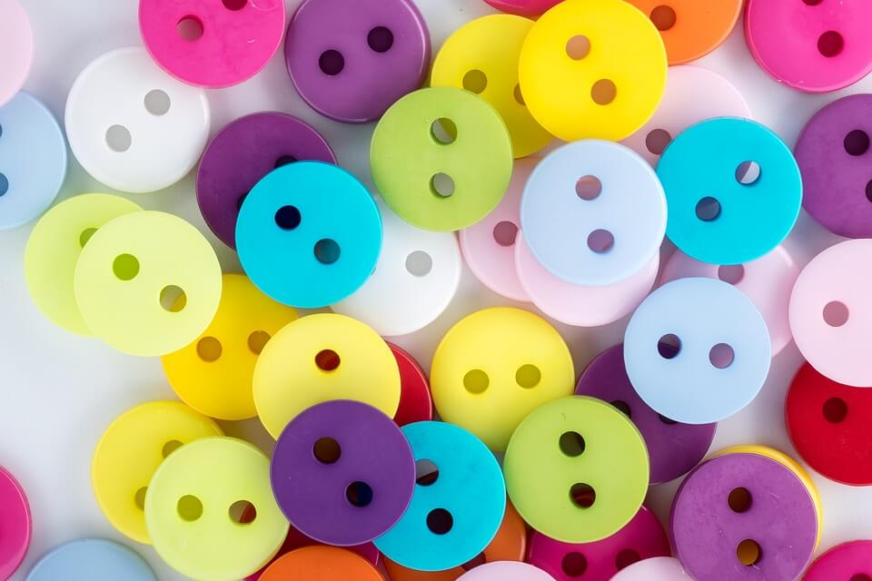 Count Your Buttons Day 2017 - October 21