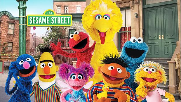 Sesame Street Day 2017 - November 10