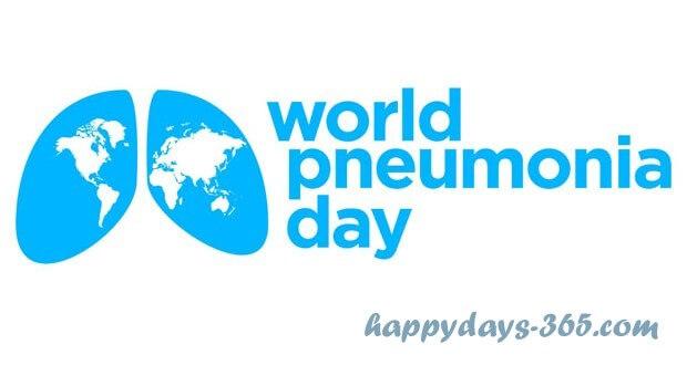 World Pneumonia Day – November 12, 2019