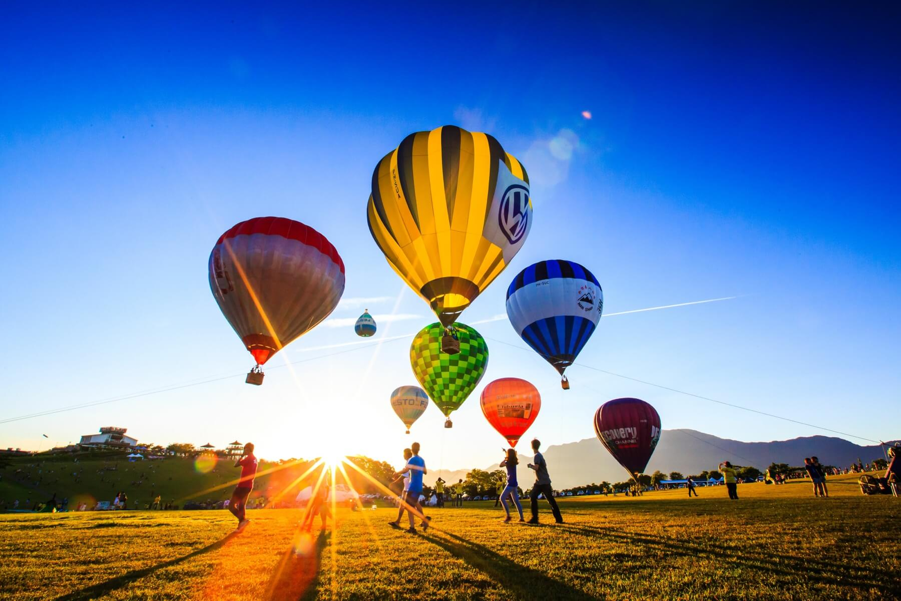 Balloon Ascension Day 2018 - January 9