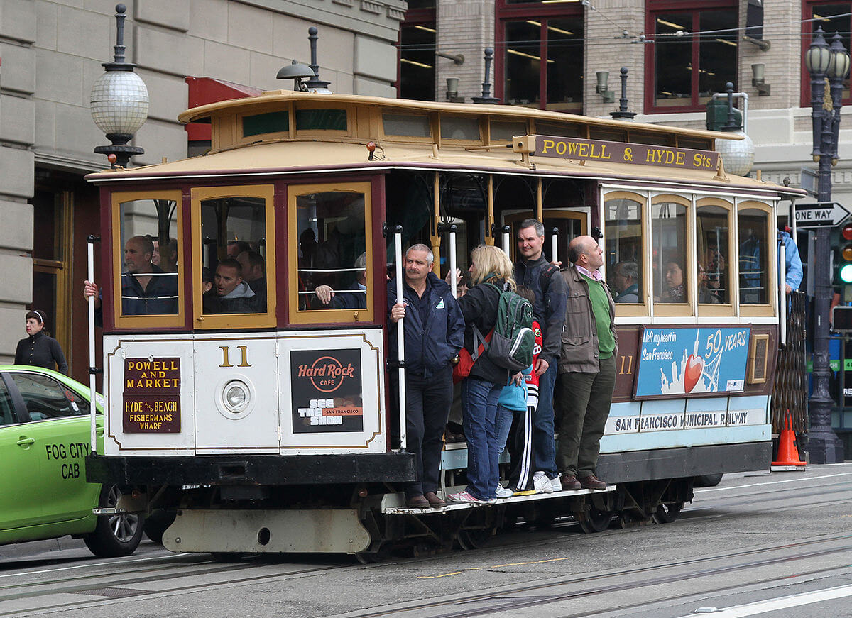 Cable Car Day 2018 - January 17