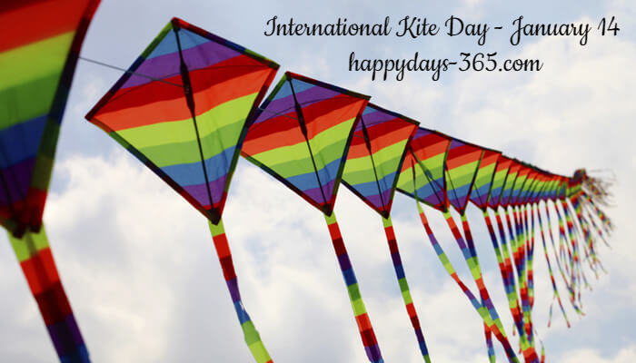 International Kite Day – January 14, 2019