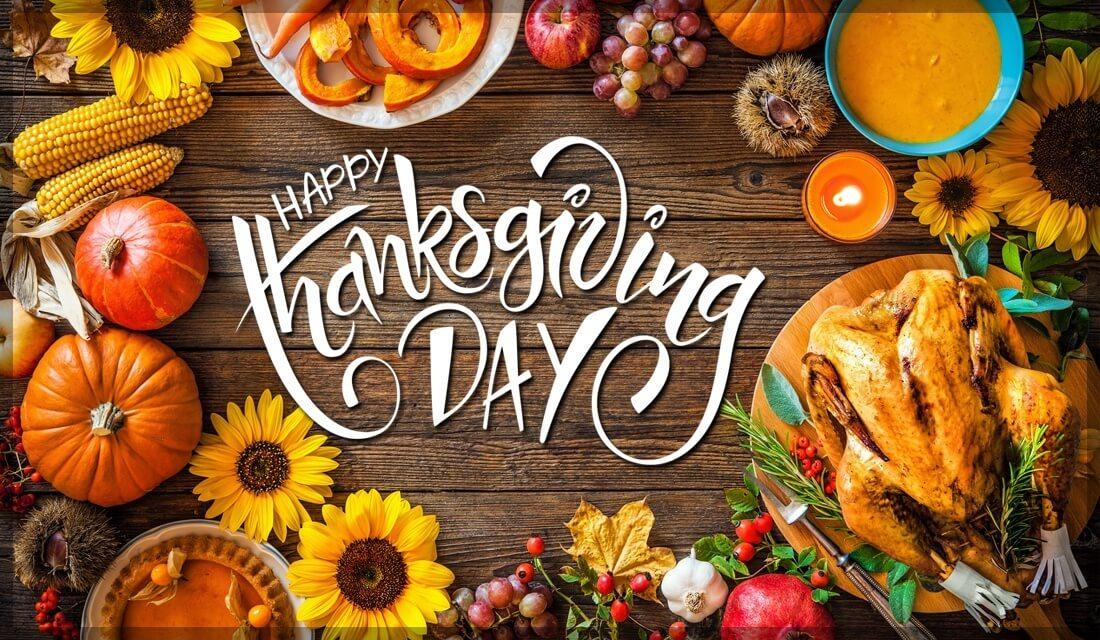 Thanksgiving Day 2017 - November 23