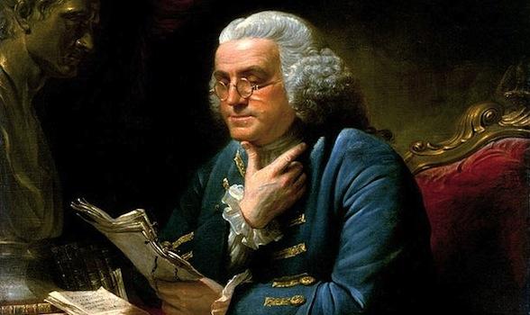 Benjamin Franklin Day 2018 - January 17